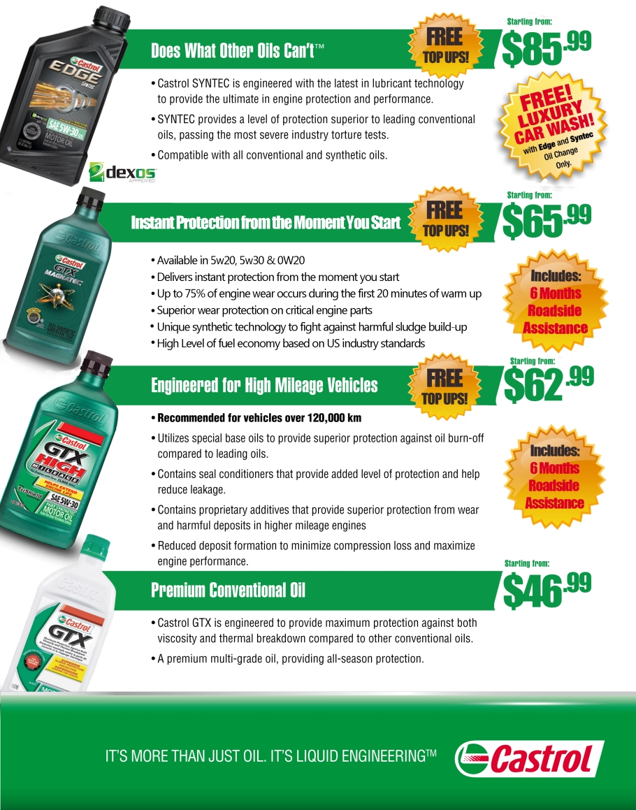 Oil Change Prices >> Oil Change Pricing August 2016 Alconaesso